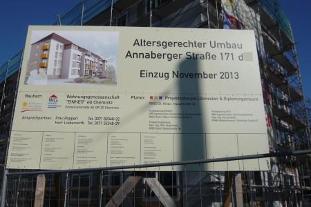 Altersgerechtes Wohnen in Chemnitz