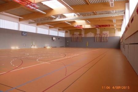 Sporthalle Berufsschulzentrum Gotha