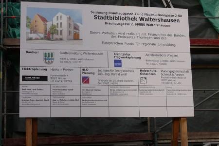 Stadtbibliothek Waltershausen