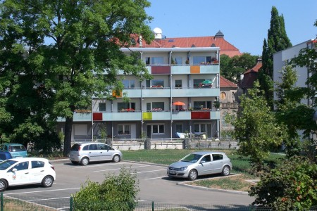 Clara-Zetkin-Straße Gotha