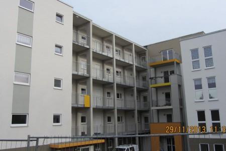 """Umbau einer Schule zum Wohngebäude für """"Altersgerechtes Wohnen"""""""