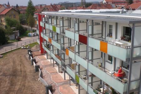 Wohnungssanierung Bohnstedtstraße  Gotha